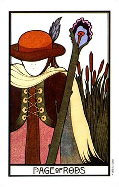 When The Page of Wands appears in your Reading it often indicates that you are planning on starting something new, or entering a new phase in your life. You are thinking (Air) about what course of action or travel (Fire) you will take. Whatever it is you are planning, has you caught up with the enthusiasm and excitement surrounding it. You just can't wait to get started on your new project, venture or course of study. His presence suggests an exciting opportunity, that will fully allow you…