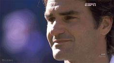 "Roger Federer after losing Wimbledon 2014 at the age of 32, AKA ""the saddest moment in tennis"""