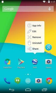 KitKat Launcher, perfectamente optimizado para la última versión de #Android: http://www.malavida.com/blog/48583/diez-lanzadores-de-aplicaciones-para-personalizar-android