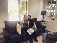 Super excited because..... We did their first property showing today!! #losangeles #losangelesrealestate #homebuyers #firstshowing #excited #realestate #keepingitrealestate
