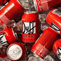 Duff Beer 24 Can Pack from Firebox.com