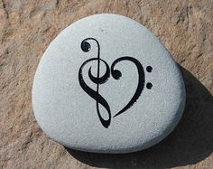 Engraved Stone Enjoy the Moments Custom stone 3 by StoneEffectsMD