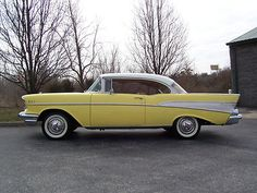 Chevrolet : Bel Air/150/210 Bel Air 1957 Chevy Bel - http://www.legendaryfinds.com/chevrolet-bel-air150210-bel-air-1957-chevy-bel-5/