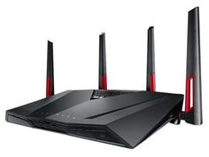 ASUS Dual-Band Gigabit WiFi Gaming Router with MU-MIMO, supporting AiProtection network security by Trend Micro, AiMesh for Mesh WiFi system, and WTFast game Accelerator Vpn Router, Gaming Router, Modem Router, Best Wireless Router, Best Router, Dual Band Router, Fritz Box, Shopping, Wood
