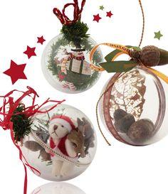 Boules de Noël par : http://www.artgate.fr/