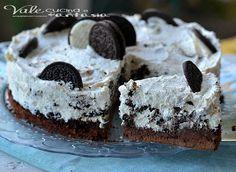 Oreo cheesecake ricetta dolce