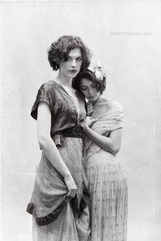 lesbianas vintage
