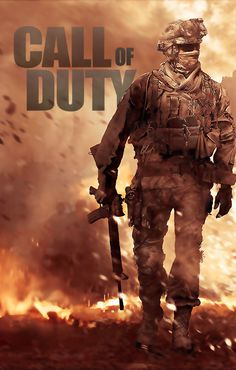 WallpaperƖ Call of Duty Ɩ Videogames
