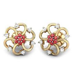 Akruti Diamond Earring