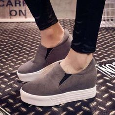 zapatillas vans grises mujer