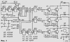 Картинки по запросу управление шаговым двигателем K 176ИЕ12