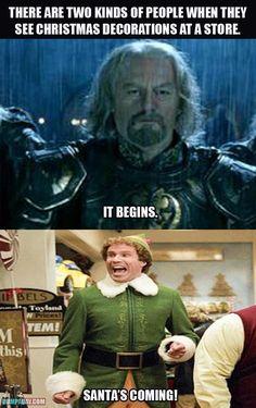 Santa's coming!!!! :D