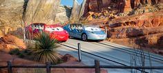 Day 18 - Cars Land! Image ©Disney Parks