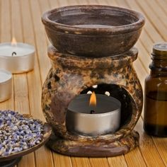 Sunday Top Tip: Need more energy at work?  Take some lavender oil and an essential oil burner into the office. According to some doctors the smell of lavender helps to stimulate office workers, making them more productive and efficient. It also helps with relaxation.