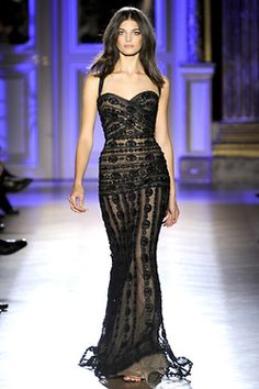 black lace, very nice