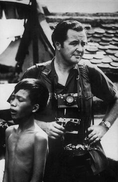 Vietnam Photojournalists - Philip Jones Griffiths (18 February 1936 – 19 March 2008) was a Welsh photojournalist known for his coverage of the Vietnam war.