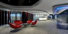 microsoft technology center in southfield, michigan by smith group