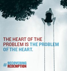 """""""The heart of the problem is the problem of the heart. Matt Chandler, Christian Resources, Love You, My Love, Random Thoughts, Things To Know, Savior, Art Quotes, Salvador"""