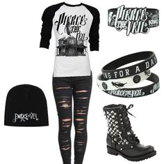 I like the outfit but I don't really like the boots though