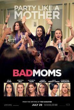 Watch Bad Moms (2016) Movie Online Free