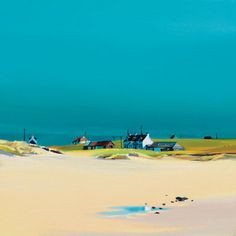 Western Isles I by Pam Carter