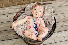 Trevor 3 24 Month Adjustable Baby Boy Tie Photo Prop   eBay