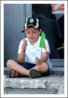 I love Italy, Juventus and my ice cream - acireale, Catania