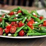Fresh+Green+Bean+Salad+with+Balsamic+Dressing
