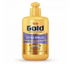 Creme para Pentear Niely Gold Extra Brilho 280g - Extra Brilho
