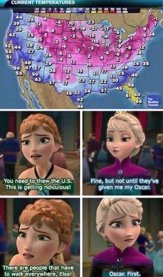 Frozen should totally get it's own Oscar! I laugh or smile every time I see this!/ Ik it's not actually from Frozen but it's really funny Disney Love, Disney Magic, Disney Frozen, Disney Stuff, Elsa Frozen, Disney And Dreamworks, Disney Pixar, Disney Nerd, Frozen Funny