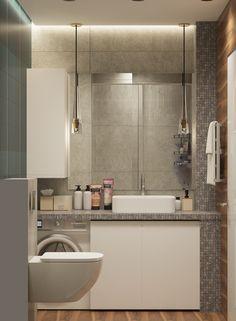 Ванная комната в эко стиле / Душевая кабина в стиле эко / ванная в стиле скандинавском / ванная комната в бежевом цвете / диодная подсветка / светодиодная подсветка / подвесной унитаз / под мрамор / ванная комната оникс / interior / design / loft / renovation / Scandinavian interior / Studio / bathroom / bath / bath room / Design Loft, Double Vanity, Bathroom Lighting, Mirror, Furniture, Home Decor, Bathroom Light Fittings, Bathroom Vanity Lighting, Decoration Home