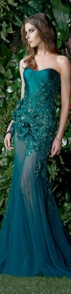Basil Soda couture 2015/16 - solid, detail, see through... like it... perfect colour matching