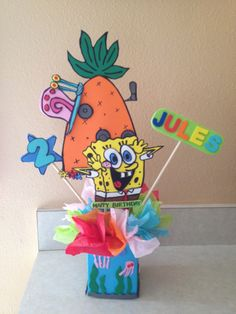 Order your Pinatas and centerprieces