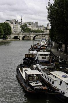 The Seine - Paris, France Paris Photography, Paris France