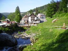 Triberg, Blackforest, Germany