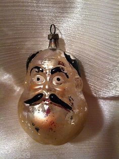 antique christmas tree ornament - Google Search