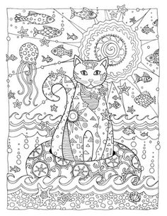 creative cats coloring book sample coloring page 2 welcome to