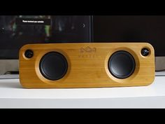 House of Marley Portable Speaker Bundle » Review