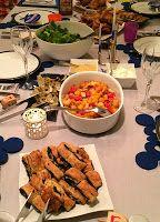 Vegan Hanukkah Feast