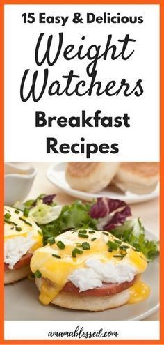 Are you stuck in a breakfast rut? These Weight Watchers Freestyle breakfast recipes with Smartpoints will get you out of your rut! A variety of easy, simple and delicious time saving breakfast meals will keep you on track with your weight loss journey! Weight Loss Meals, Weight Watchers Meals, Healthy Weight Loss, Weight Watchers Points List, Nutritious Meals, Healthy Snacks, Healthy Eating, Healthy Recipes, Healthy Breakfasts