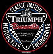 Triumph T140 T-shirt