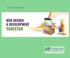 web designing and seo services pakistan