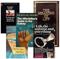 Douglas Adams' bibliography