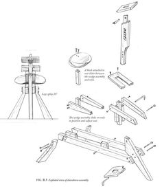 Horse Bench Plans Drawing At GetDrawings Com Free For . Finding Best Ideas for your Building Anything Woodworking Bench Vise, Green Woodworking, Woodworking School, Woodworking Books, Woodworking Workshop, Spoon Carving Tools, Old Tools, Homemade Tools, Bench Plans