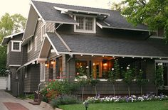 shingled craftsman