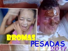 LAS MEJORES BROMAS PESADAS DEL 2017 - YouTube