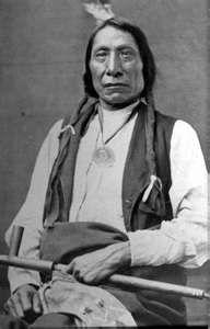 Chief Red Cloud (1822-1909) ~ Oglala Teton Dakota Sioux