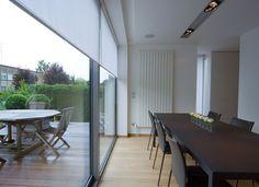 Villa moderne / Aménagement design / Salle à manger / blanc ...