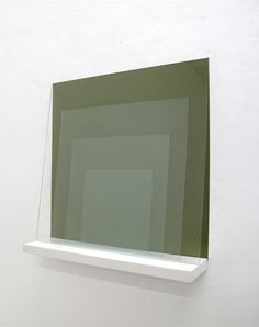 Jose Davila a la Albers (an homage to an homage to a square) Contemporary Sculpture, Inspired, Frame, Inspiration, Beautiful, Art, Sculpture, Picture Frame, Biblical Inspiration