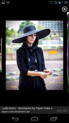 Lidya- costume idea